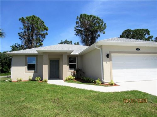 Photo of 1582 MAILE- CORNER WITH TRIMBLE STREET, NORTH PORT, FL 34288 (MLS # A4465499)