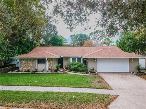 Photo of 1105 PEPPERIDGE DRIVE, PALM HARBOR, FL 34683 (MLS # U8072499)