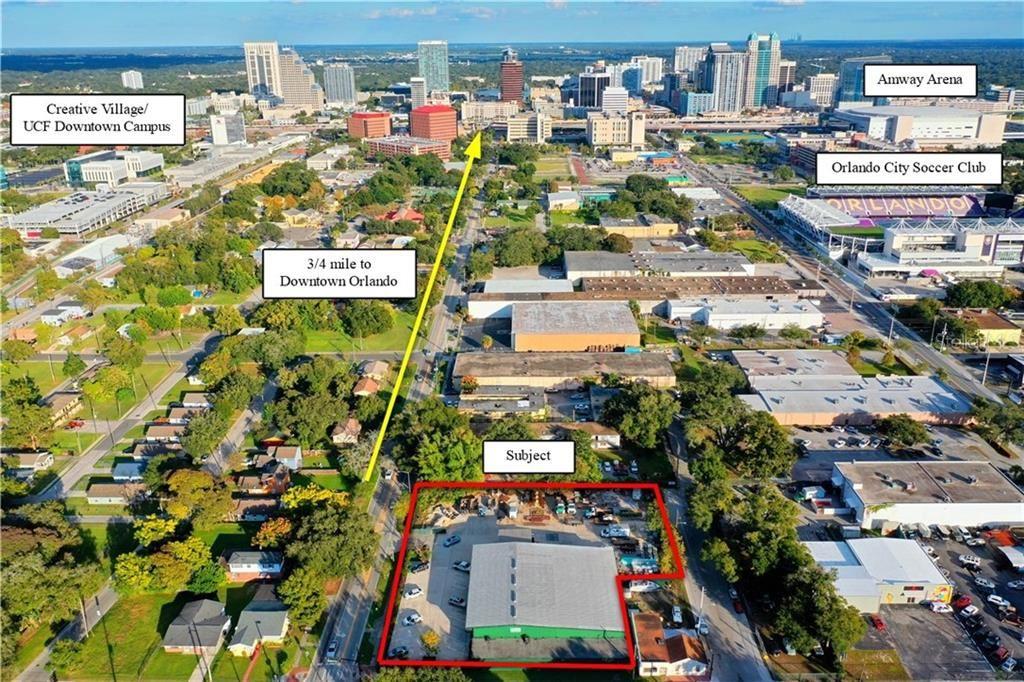 43 N WESTMORELAND DRIVE, Orlando, FL 32805 - #: O5824499