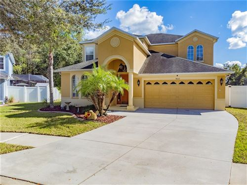 Photo of 9832 BOWDEN MILL COURT, LAND O LAKES, FL 34638 (MLS # T3329500)