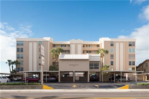 Photo of 14800 GULF BOULEVARD #303, MADEIRA BEACH, FL 33708 (MLS # U8067500)