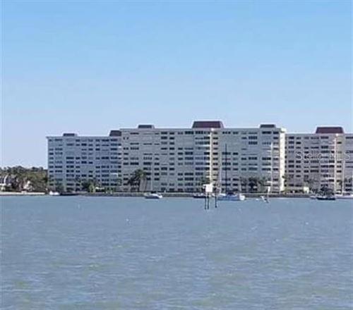 Photo of 4525 COVE CIRCLE #403, ST PETERSBURG, FL 33708 (MLS # U8127500)