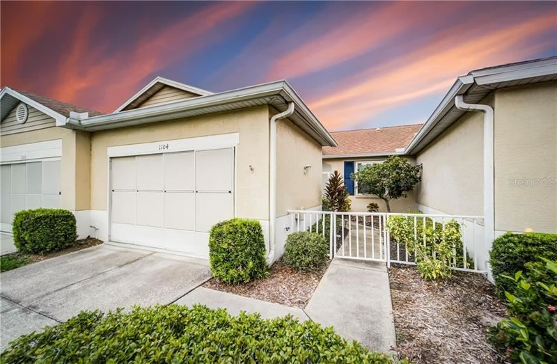 1104 RADISON AVENUE #65, Sun City Center, FL 33573 - #: T3259500