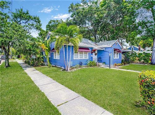 Photo of 2465 6TH AVENUE N, ST PETERSBURG, FL 33713 (MLS # T3258501)