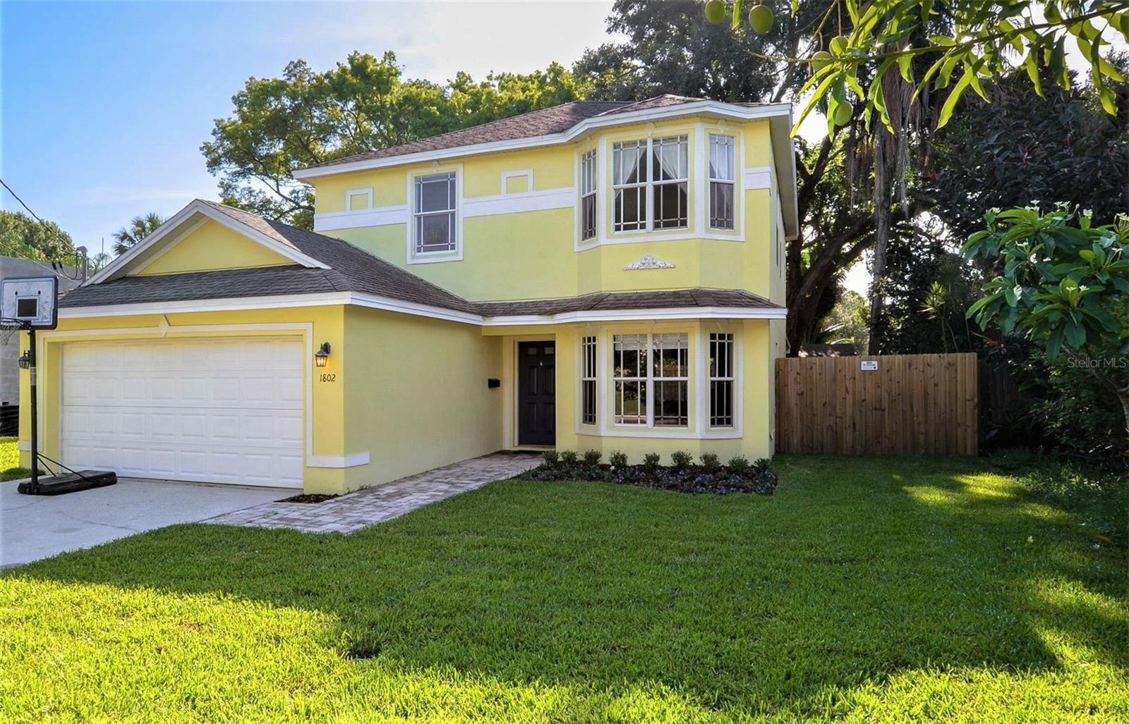1802 S HABANA AVENUE, Tampa, FL 33629 - #: T3317501