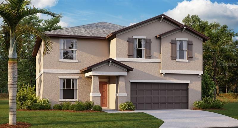 9710 CHANNING HILL DRIVE, Ruskin, FL 33573 - #: T3251502