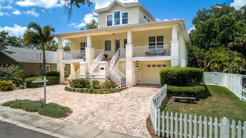 536 ONTARIO AVENUE, Crystal Beach, FL 34681 - #: U8097502