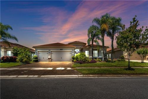 Photo of 2764 COCO PALM CIRCLE, WESLEY CHAPEL, FL 33543 (MLS # L4915503)