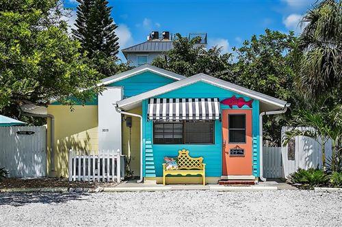 Photo of 3010 AVENUE E #A, HOLMES BEACH, FL 34217 (MLS # O5943503)