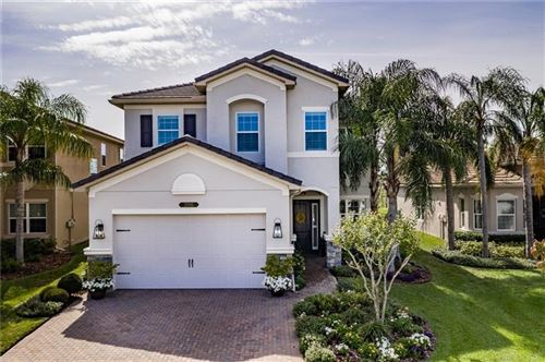 Photo of 2705 TARRAGONA WAY, WESLEY CHAPEL, FL 33543 (MLS # T3298503)