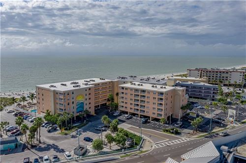 Photo of 12901 GULF LANE #301, MADEIRA BEACH, FL 33708 (MLS # U8103503)