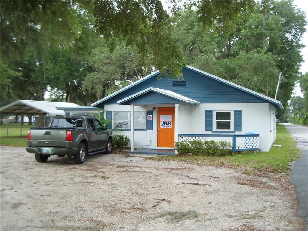 154 N C 470, Lake Panasoffkee, FL 33538 - #: G5015503