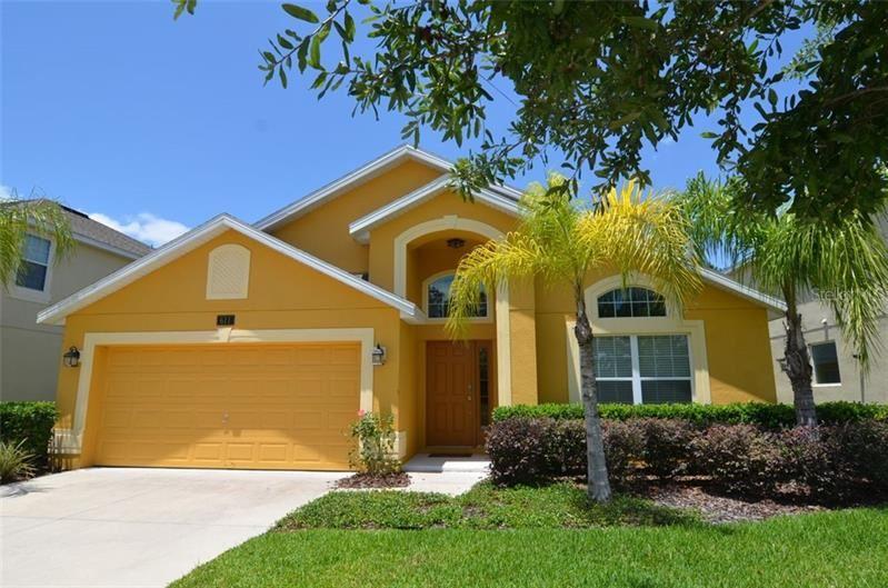 611 ORANGE COSMOS BOULEVARD, Davenport, FL 33837 - #: O5850503