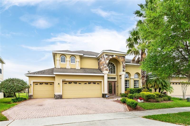 5830 CHESHIRE COVE TERRACE, Orlando, FL 32829 - MLS#: S5050503