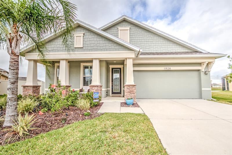 11928 GREENCHOP PLACE, Riverview, FL 33579 - MLS#: T3225503