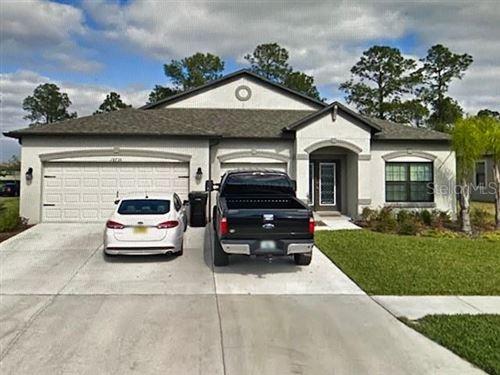 Photo of 18735 OBREGAN DRIVE, SPRING HILL, FL 34610 (MLS # O5961504)