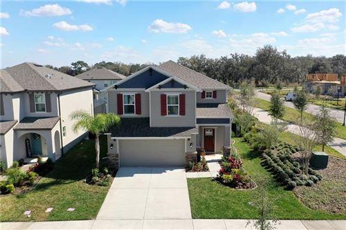 Photo of 5320 LITTLE STREAM LANE, WESLEY CHAPEL, FL 33545 (MLS # T3291504)