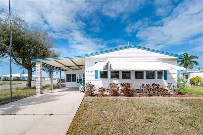 Photo of 6269 BUNTING LANE, ENGLEWOOD, FL 34224 (MLS # D6111504)