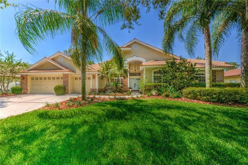 3516 WOODRIDGE PLACE, Palm Harbor, FL 34684 - MLS#: U8122505