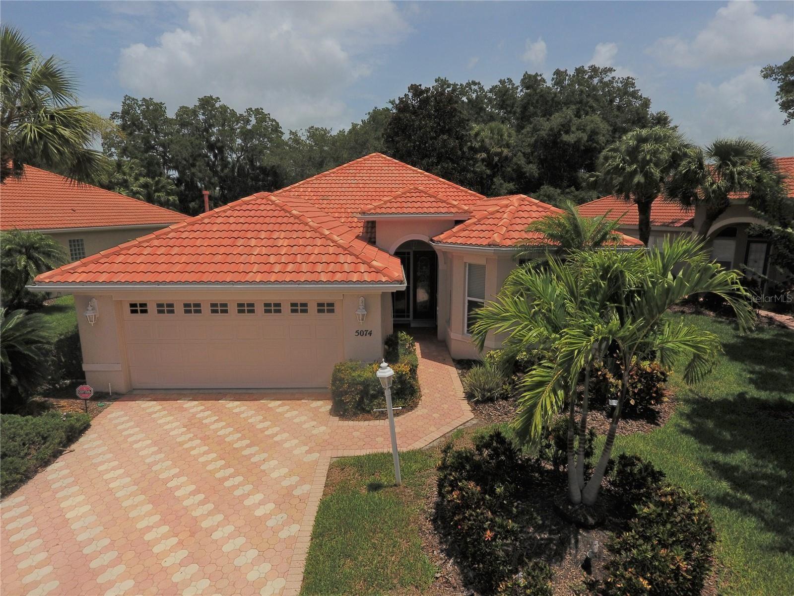 5074 HANGING MOSS LANE, Sarasota, FL 34238 - #: A4504506