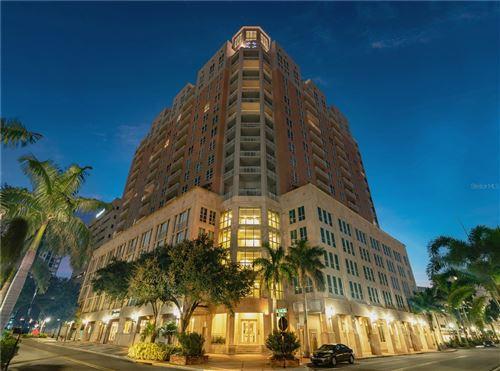 Photo of 1350 MAIN STREET #807, SARASOTA, FL 34236 (MLS # A4512507)