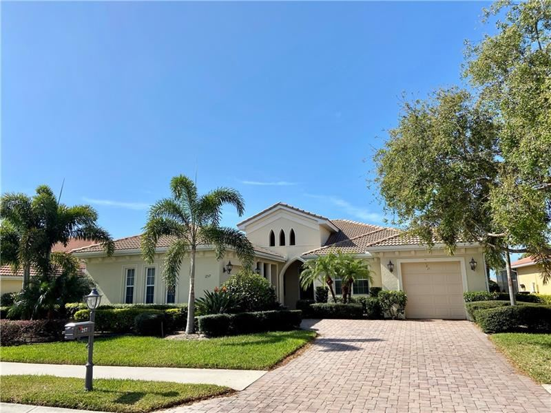 257 MARTELLAGO DRIVE, Venice, FL 34275 - MLS#: A4496507