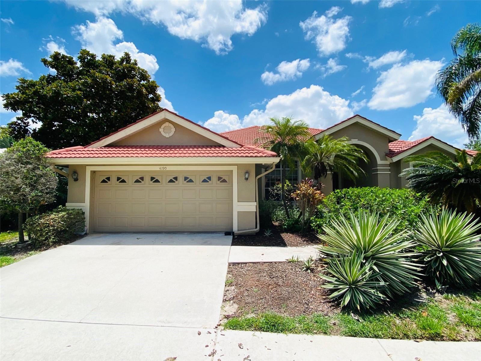 4190 HEARTHSTONE DRIVE, Sarasota, FL 34238 - #: A4502507
