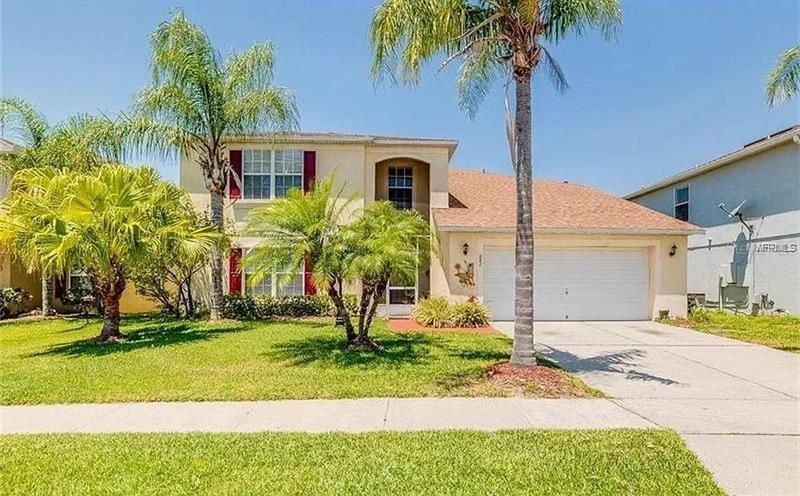 842 HORSESHOE FALLS DRIVE, Orlando, FL 32828 - #: O5927507