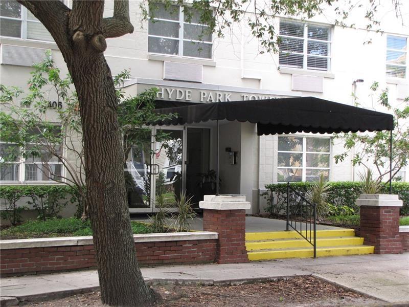 406 W AZEELE STREET #302, Tampa, FL 33606 - MLS#: T3259507