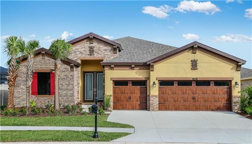 Photo of 21759 BRISKE MORNING AVENUE, LAND O LAKES, FL 34637 (MLS # T3204508)