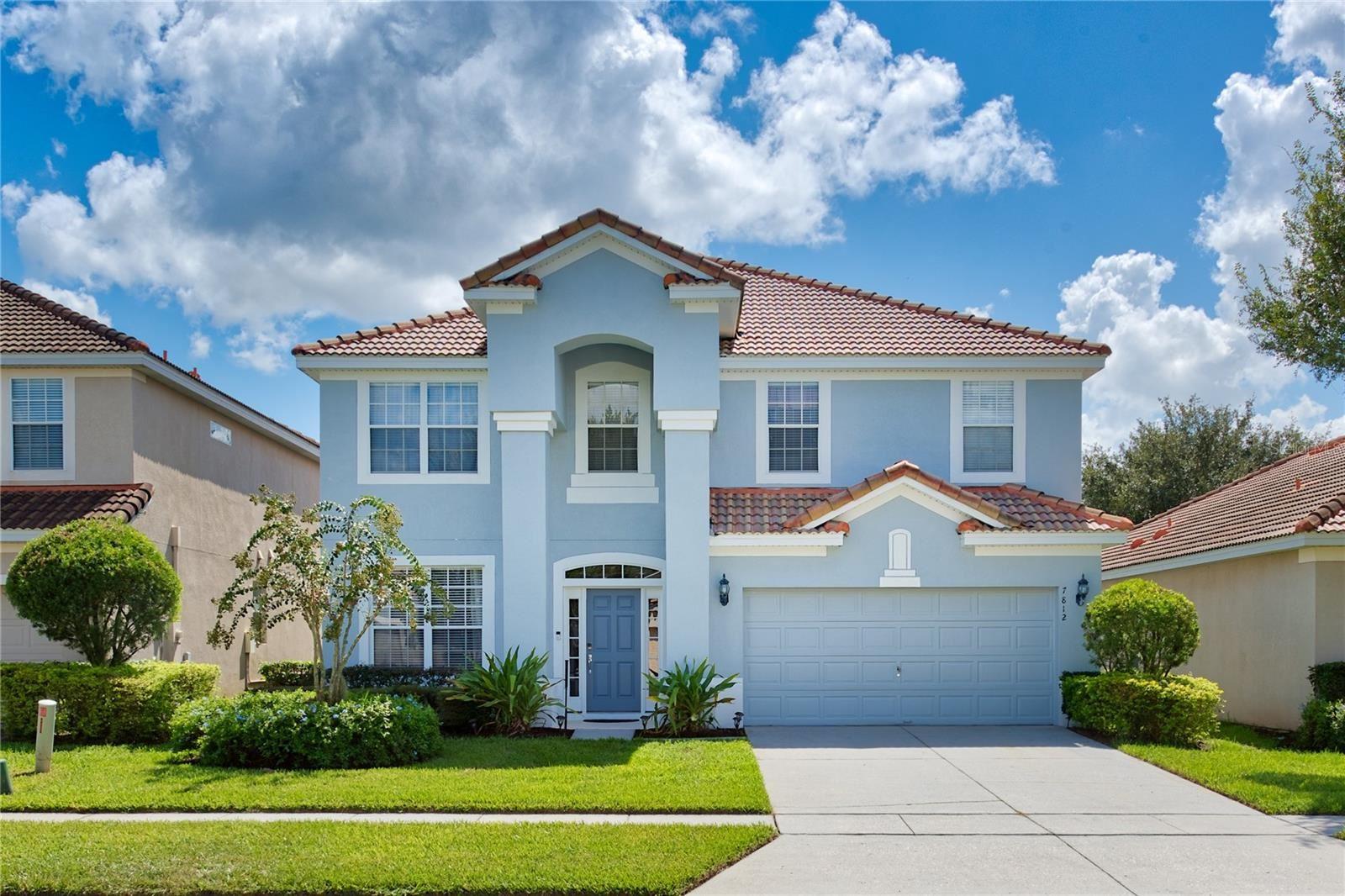 7812 BEECHFIELD STREET, Kissimmee, FL 34747 - #: O5975508