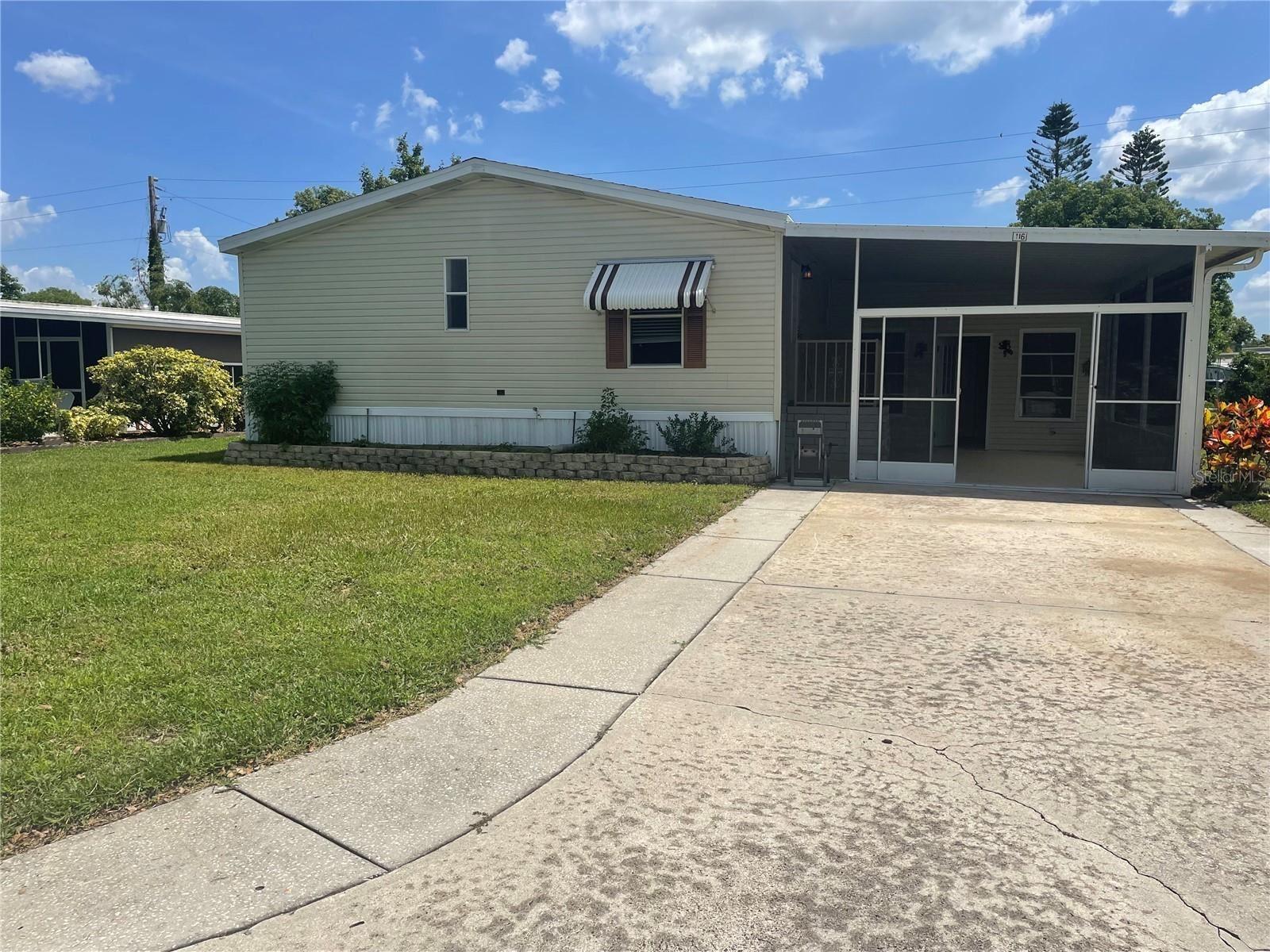 116 PHILADELPHIA BOULEVARD #8, Palm Harbor, FL 34684 - #: U8133508