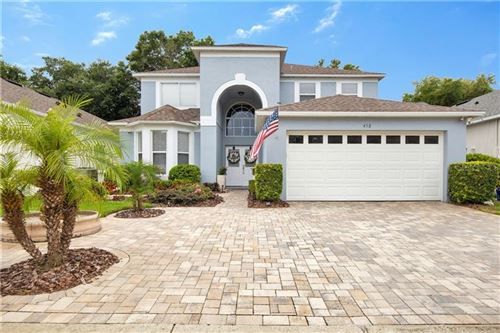 Photo of 458 MOHAVE TERRACE, LAKE MARY, FL 32746 (MLS # O5873510)