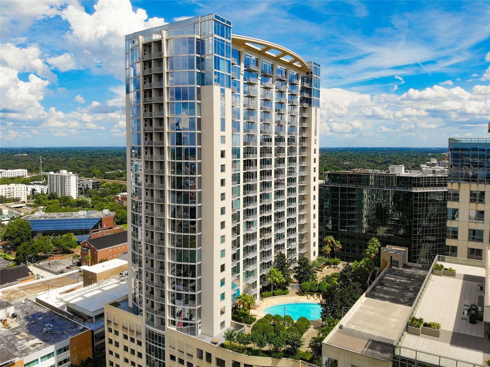 155 S COURT AVENUE #1104, Orlando, FL 32801 - #: O5958510