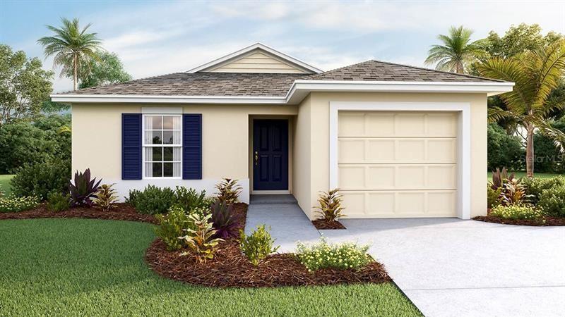 12167 HIGH ROCK WAY, Parrish, FL 34219 - #: T3281512