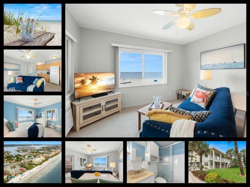 16850 GULF BOULEVARD #12, North Redington Beach, FL 33708 - #: U8102512