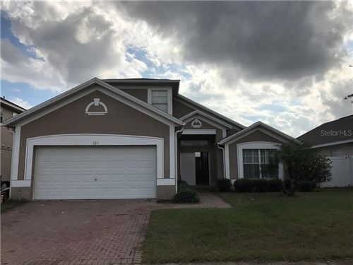 Photo of 323 WEATHERBY PLACE, HAINES CITY, FL 33844 (MLS # S5032513)