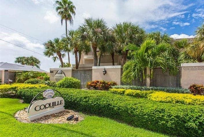 Photo of 1127 COQUILLE STREET #103, SARASOTA, FL 34242 (MLS # A4474513)