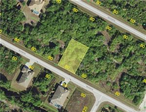 Photo of 13480 TRASCORO LANE, PORT CHARLOTTE, FL 33981 (MLS # C7421514)