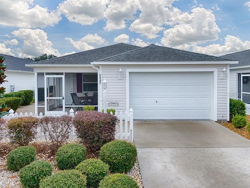 2442 OVERSTREET PLACE, The Villages, FL 32163 - #: G5034514