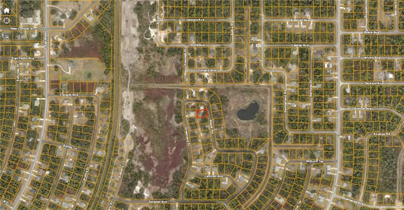 Photo of WALLER ROAD, NORTH PORT, FL 34288 (MLS # T3147514)