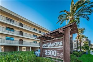 Photo of 3500 GULF BOULEVARD #204, BELLEAIR BEACH, FL 33786 (MLS # U8056515)