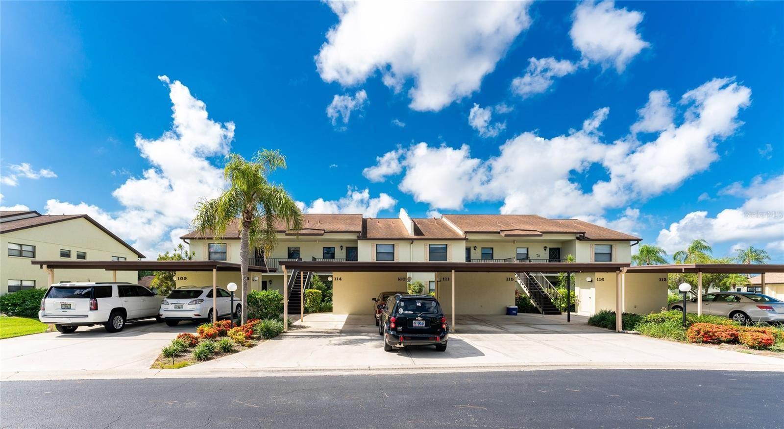 Photo of 1211 CAPRI ISLES BOULEVARD #113, VENICE, FL 34292 (MLS # N6116515)