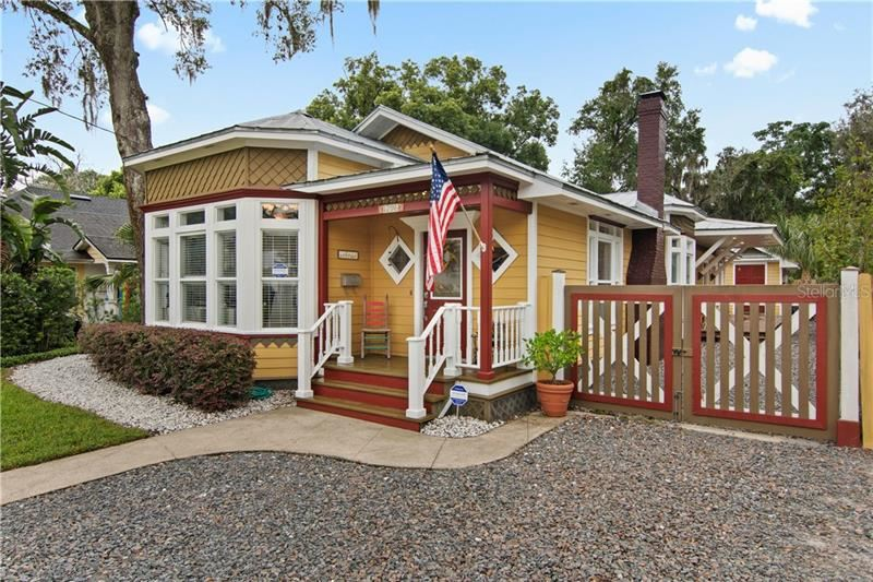 1796 WALKER AVENUE, Winter Park, FL 32789 - #: O5872515