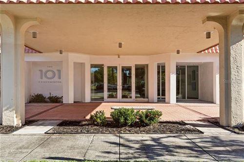 Photo of 101 S GULFSTREAM AVENUE #6C, SARASOTA, FL 34236 (MLS # A4495516)