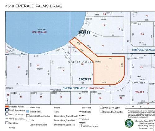 Tiny photo for 4548 EMERALD PALMS DRIVE, WINTER HAVEN, FL 33884 (MLS # L4912516)