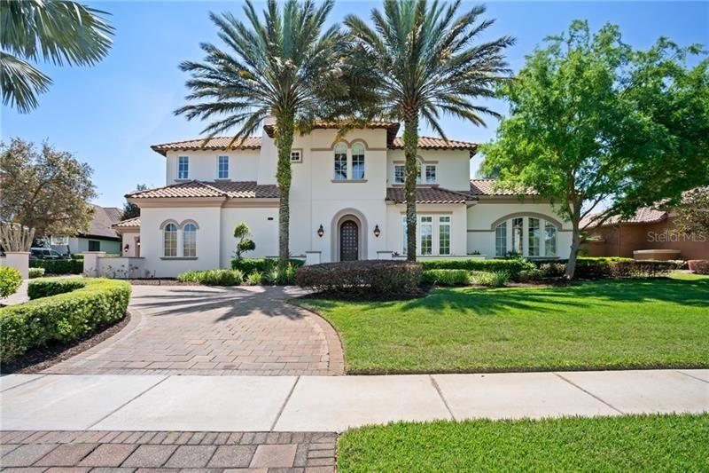 13244 BELLARIA CIRCLE, Windermere, FL 34786 - MLS#: O5932517