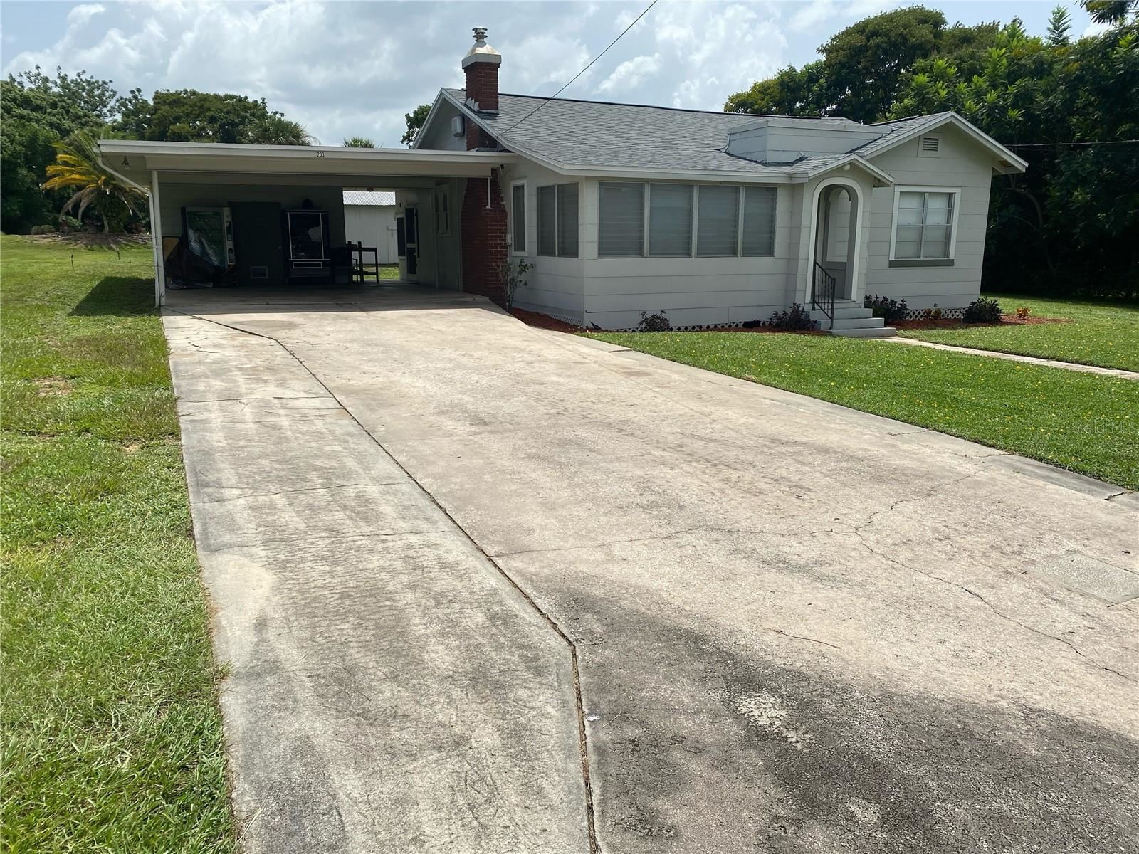203 LAKE VILLA WAY, Haines City, FL 33844 - #: S5055517