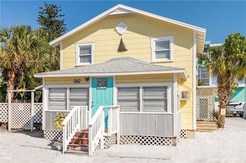 Photo for 106 3RD STREET S #2, BRADENTON BEACH, FL 34217 (MLS # A4466518)