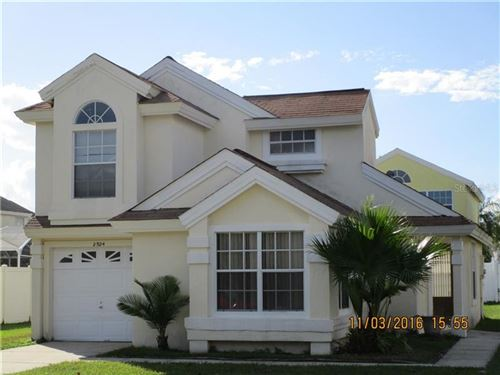 Photo of 2524 DAVENPORT CIRCLE, KISSIMMEE, FL 34746 (MLS # S5027519)
